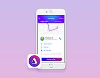 Delta App UX