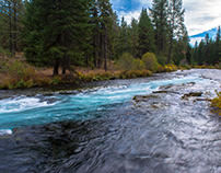 A Day on the Metolius River