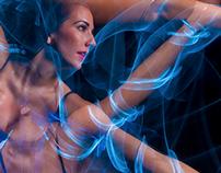 Dance Portraits and Kinetic Lighting - Sam Osikowicz