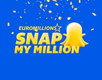 Euromillion - SNAPMyMILLION