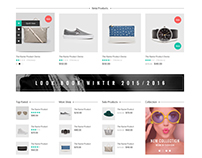 Cayto - Fashion WordPress Theme