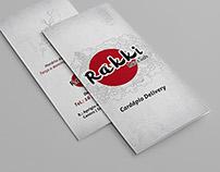 Cardápio Delivery - Rakki Makis e Sushi