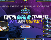 Twitch Overlays and Stream graphics (Free and Premium)