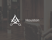 Houston Barbershop Branding