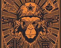 Monkey See Tee