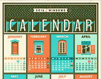 Calendar - 2016 / Windows