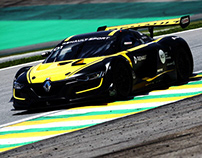 Renault F1 Team RS01 F1 Hot Laps Livery