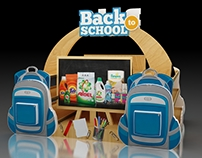 P&G back to school
