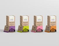 Tea (re)branding