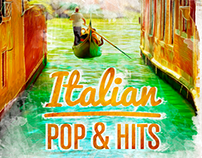 Italian Pop & hits compilation album