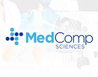 MedComp Sciences Website and Brand Development