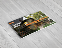 Sanborn Property Brochure & Postcard