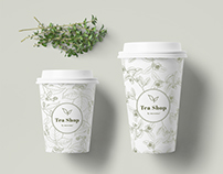 Tea Shop by Manoma