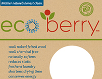 EcoBerry and EcoBerry Baby Packaging