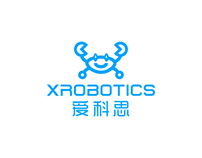 Xrobotics logo design