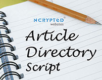 SEO friendly Directory Website Design