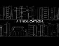 An Education – Title Sequence