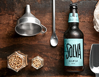 salva craft beer