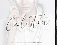 Calistin