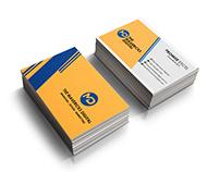 Business Card Design for The Mavericks Digital