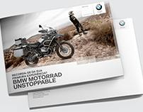 BMW Motorrad - Repurchase Mailing