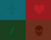 Four Things, Religious, Love, Envy, War