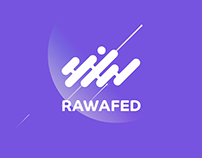 Rawafed Group Branding