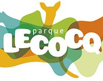 Parque Lecocq - Señalética