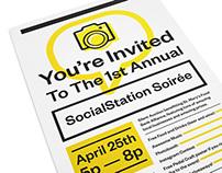 Social Station Soirée Mailer
