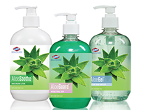 Clorox Healthcare - Aloe Sanitizers