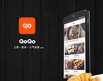 Qo - App design