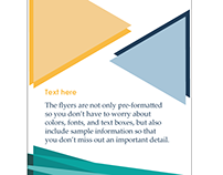 Sample Flyer Template