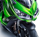 Kawasaki Retouching