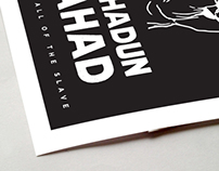 SRVNT: Ahadun Ahad Poster