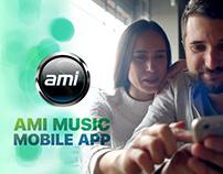AMI MUSIC app promo video