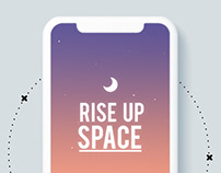 Rise Up Space - Mobile Game