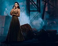 Actor Neha Shetty Portfolio Photoshoot