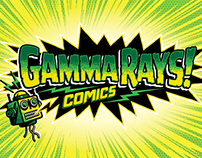 Gamma Rays Comics