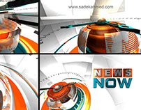 ATN NEWS LTD | NEWS BRANDING  by SADEK AHMED
