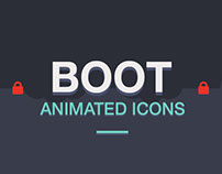 Boot - Animated icons