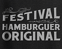 Festival Hamburguer Original - Plaza Shopping/Recife-PE