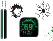 69GET Logo Creation