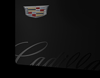 Cadillac. Welcome Pack