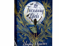'The Turnaway Girls' hardback cover, Candlewick