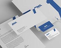 BNA – Brand Identity Design