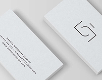 DAKOTA Business Card Design