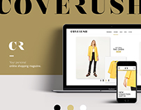 Coverush Website