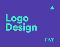 Logo Design FIVE
