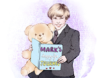 Selected illustrations for children