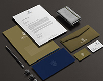 Stationery and Corporate Identity